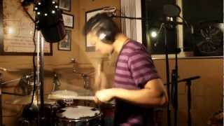Jordan Everett Friday - Drum Improv