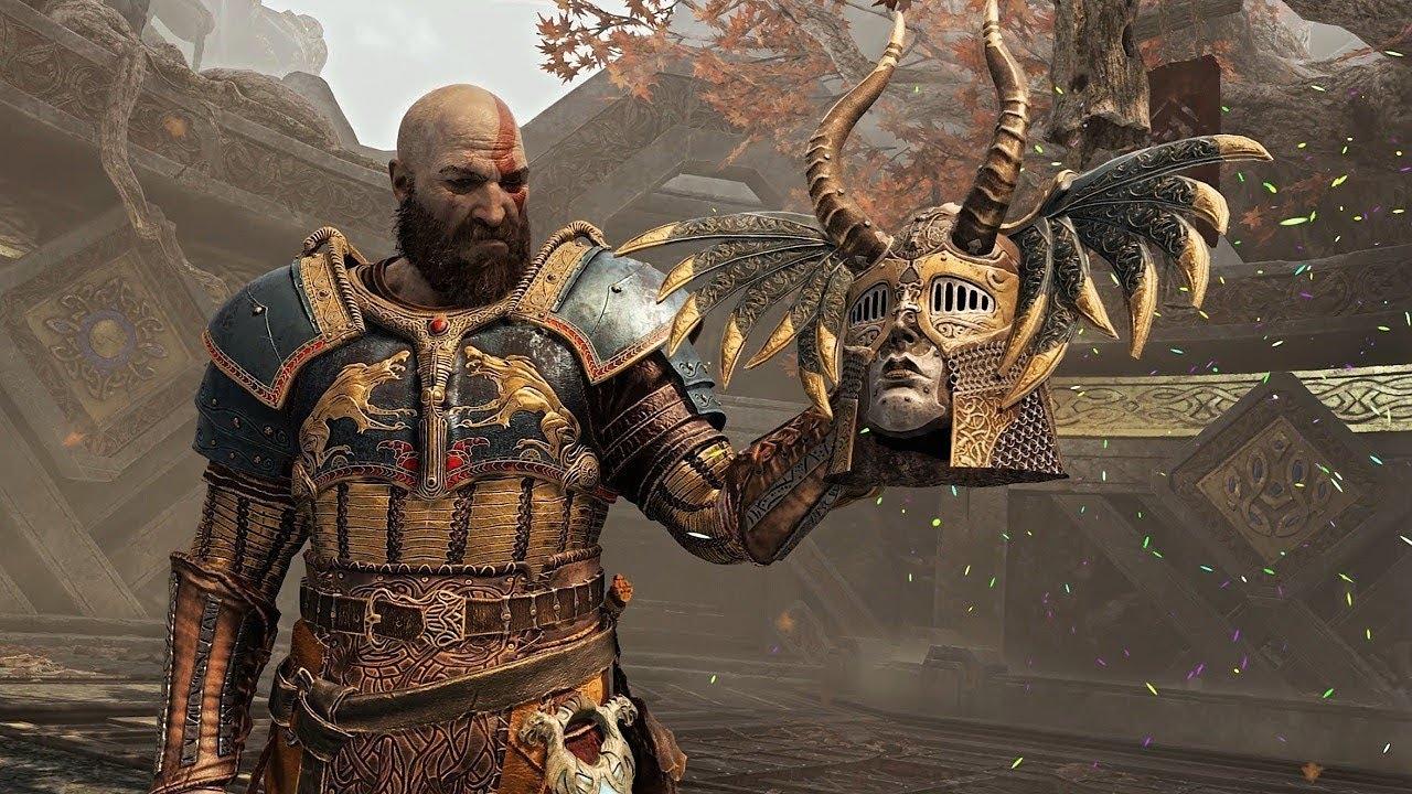 Kratos vs thor