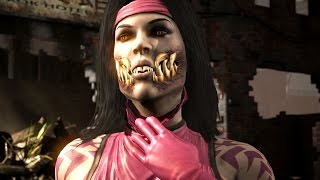 Mortal Kombat X - Mileena Online Ranked Matches 20 (Ethereal only)