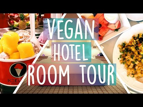 How to Eat Vegan in Hotels & Las Vegas | Road Trip Part #2