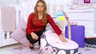 رولا قطامي - مخدة كرسي الاطفال