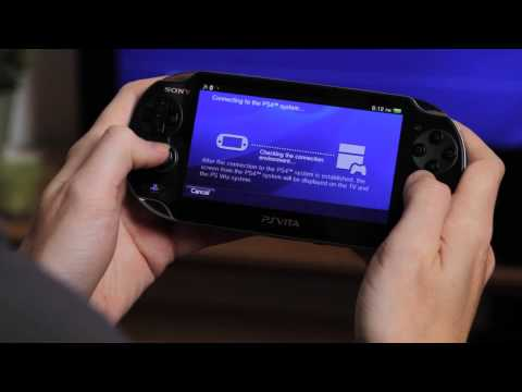 Remote Play on PS4 and PS Vita - Step by Step guide
