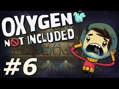 Oxygen Not Included: Early Access - Part 6
