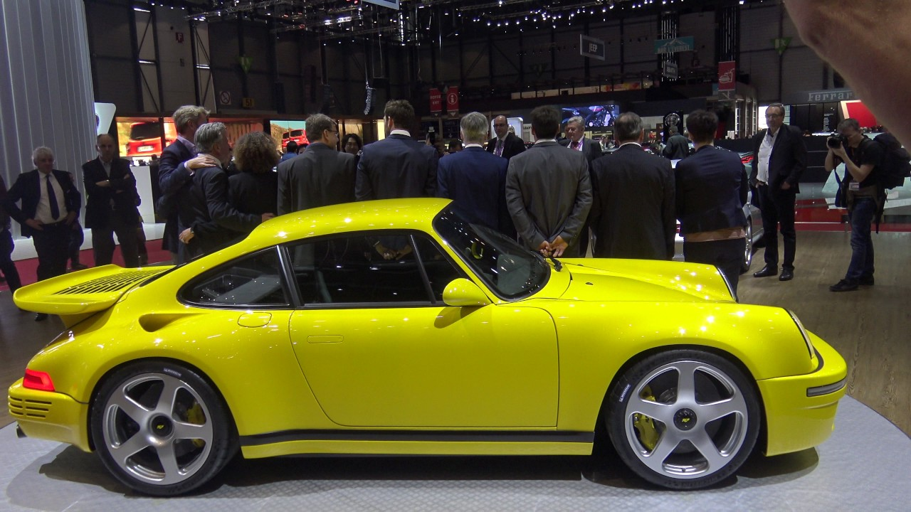4k Ruf Automobile Press Conference Ctr 2017 710 Hp And 1200 Kg