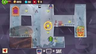 King of Thieves - Base 96 - Spinner Escape into Slide of Death - Designed by Jony II