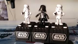 Star Wars Space Opera - Stormtroopers and Vader