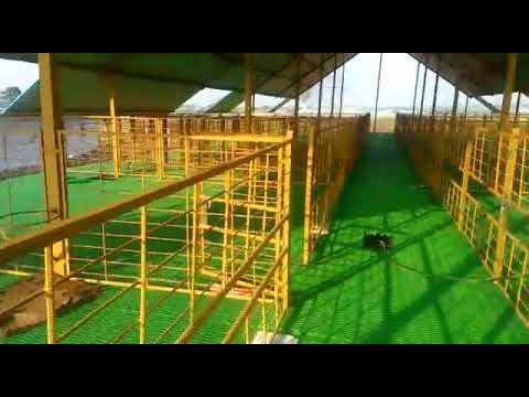 5bdbee1e690 PLASTIC SLATED FLOORING FOR GOAT AND SHEEP S FARM BUILDER S AND  CONSTRUCTION CONTACT 9994112565
