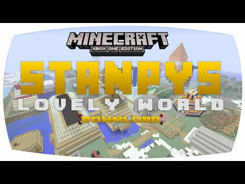Full Download Stampys Lovely World Map Download Pc