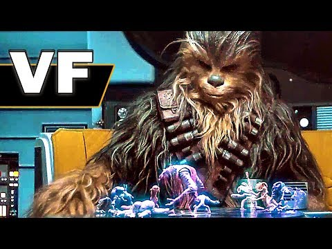 SOLO: A Star Wars Story - Tous les Extraits VF (2018)