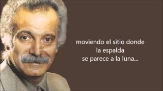Georges Brassens -Le mauvais sujet repenti- (El mal tipo arrepentido) Subtitulado al español