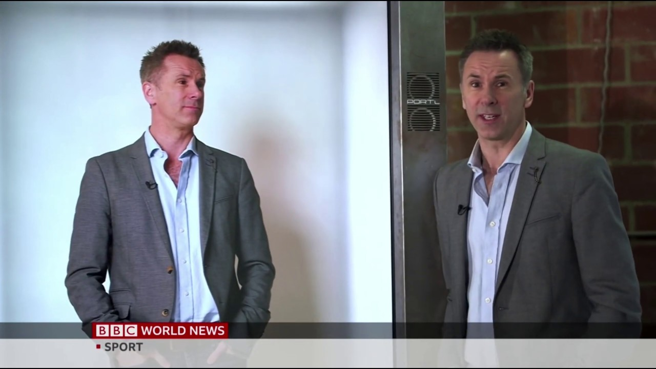 Hologram TECH 4 REAL: PORTL on BBC World News tv show, Click