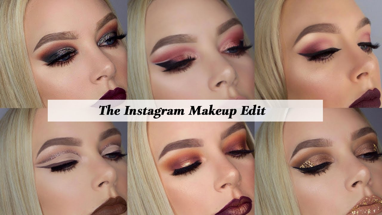 How To Edit Makeup Photos For Instagram