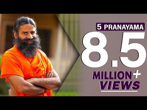 5 Pranayama You Should Practice Daily