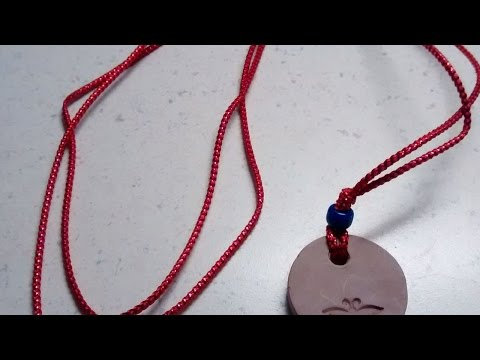 How To Design A Clay Essential Oil Diffuser Necklace - DIY Style Tutorial - Guidecentral