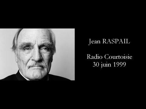 Jean RASPAIL (Radio Courtoisie, 1999)