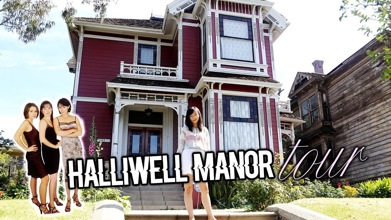 Charmed halliwell manor tour youtube for Charmed tour san francisco