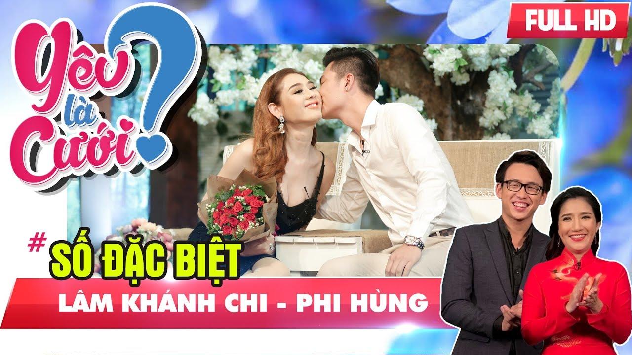 YÊU LÀ CƯỚI? - SỐ ĐẶC BIỆT | 'Nữ hoàng chuyển giới' Lâm Khánh Chi bật khóc khi bạn trai cầu hôn