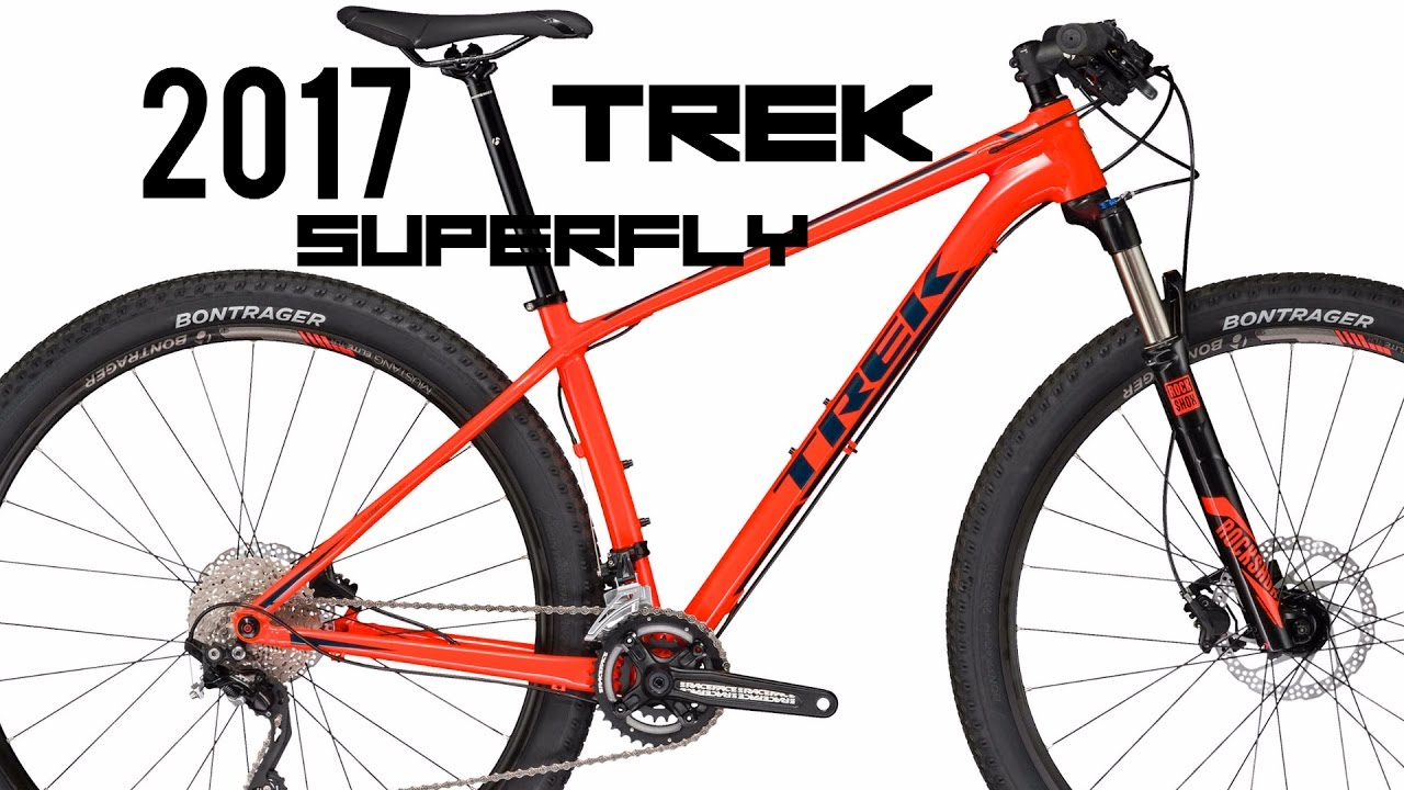 56036efeb82 2017 TREK SUPERFLY 5 | SPECS | WEIGHT | COMPONENTS - YouTube