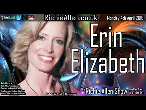 Erin Elizabeth On The Murder Of Doctors Investigating Vaccines, Cannabis Oil and GcMAF!