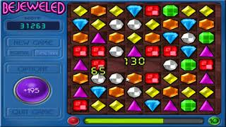 Bejeweled Deluxe (Steam): Timetrial 364,520 Points