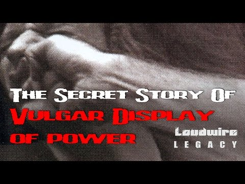 The Secret Story of Pantera's 'Vulgar Display of Power' - Loudwire Legacy (Pt 3)
