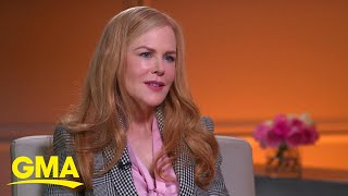 Nicole Kidman says the story has 'only begun' in 'Big Little Lies' season 2