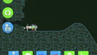 Bad Piggies Flight in the Night Bonus Level 4-II Walkthrough 3 Star