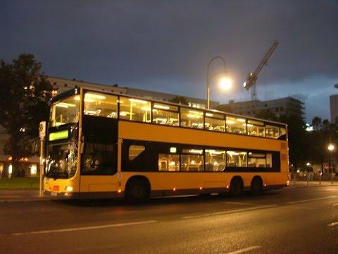 BERLIN - Autobus Linii 100 - Darmowy Przejazd Po Centrum Miasta VISITBERLIN.PL