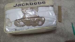 #054 Посылки с Aliexpress - Комплект постельного белья в детскую кроватку(Отличное постельное белье и супер быстрая доставка. Очень рекомендую данного продавца. Ссылка на товар..., 2015-09-30T17:33:02.000Z)