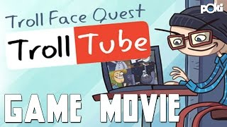 Game Movie! Troll Face Quest: Troll Tube, Poki walkthrough