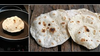 HOW TO MAKE ARABIC BREAD at home easy recipe