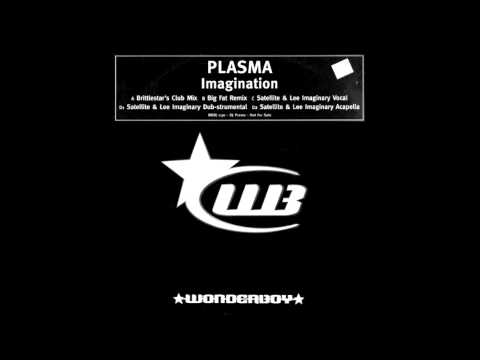 Imagination - Plasma (Brittlestar's Club Mix) & LYRICS