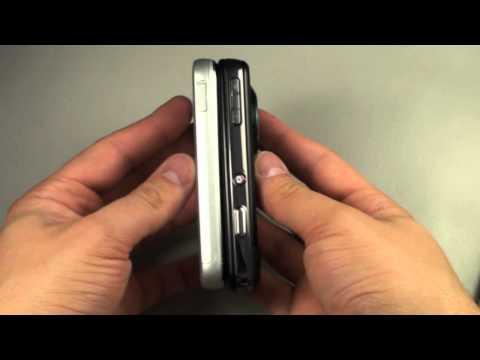 Samsung M8910 PIXON12 - appearance, size - part 1