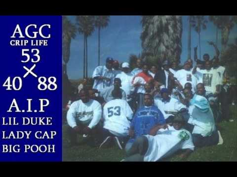 53rd st. Avalon Gangsta Crips Push Like Tha A Team