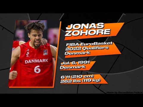 Jonas Zohore #6
