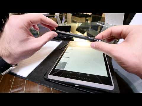 HP Slate 8 Pro im Hands On [4K Deutsch]