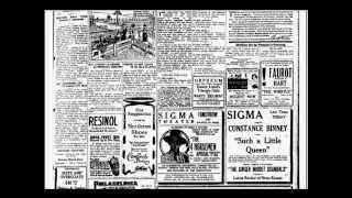 Testimoni di Geova(Vergognosi clip giornalistici degli anni 1919-25 pubblicati dalla Società TDG)