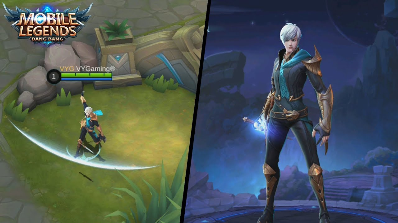 Skin Baru Moonlight Sonata Gusion Bikin Auto Legendary Mobile Legends Youtube