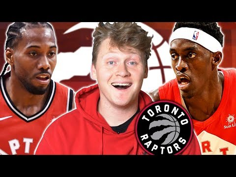 'REBUILDING' THE TORONTO RAPTORS! DUMBEST TRADE EVER? NBA 2K19