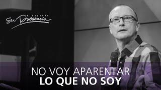 No voy a aparentar lo que no soy - Andrés Corson - 7 Diciembre 2014