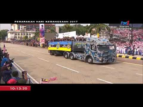 National Day Parade 2017 Full Military Assets Segment