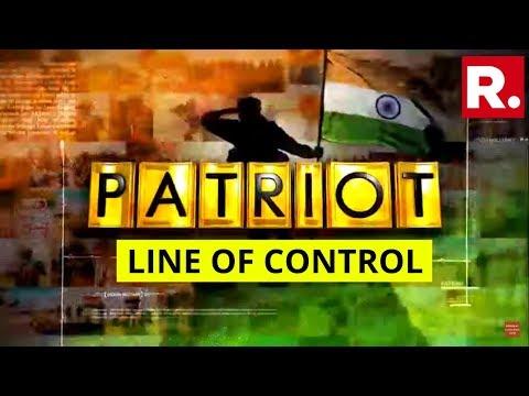 Line Of Control | Patriot With Major Gaurav Arya