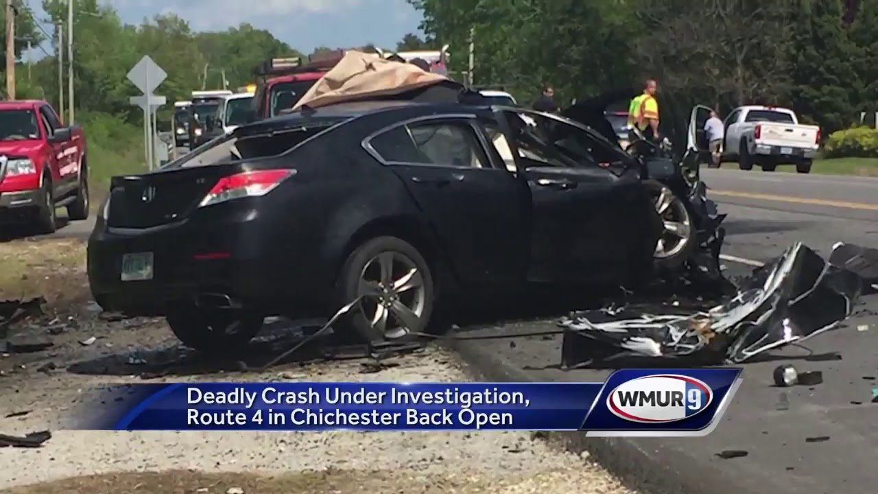 Deadly crash under investigation