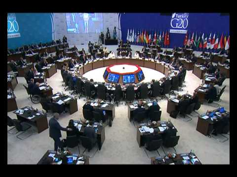 G 20 Meet  Working Session   I