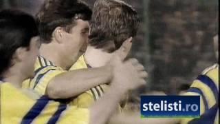 Gol Ion Timofte, Spania-Romania 0-2 (1991), by Cristi Otopeanu