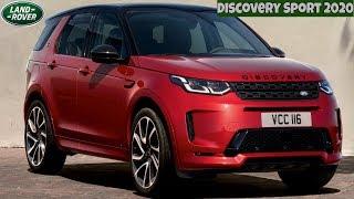 Novo Land Rover Discovery Sport 2020 em Detalhes | Top Carros