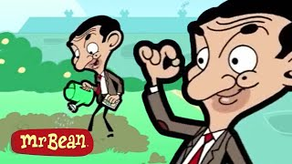 Gardening and More Funnies | Clip Compilation | Mr. Bean Official Cartoon