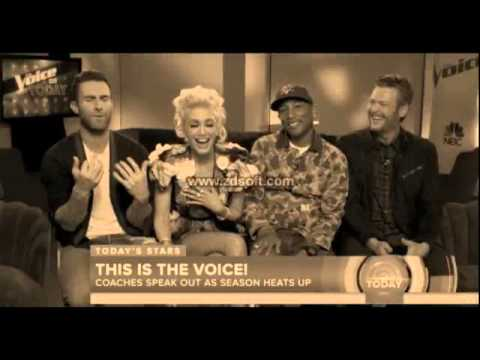Gwen Stefani & Blake Shelton Asked About Dating in Joint Interview (Video) Watch Now!