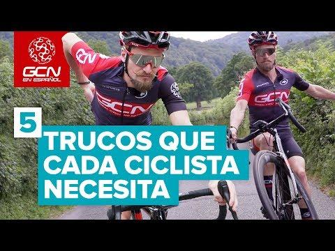5 Trucos Que Cada Ciclista Necesita