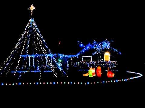 Hopeland Gardens Christmas Lights.Christmas Lights At Hopeland Farm Rd Aiken Sc